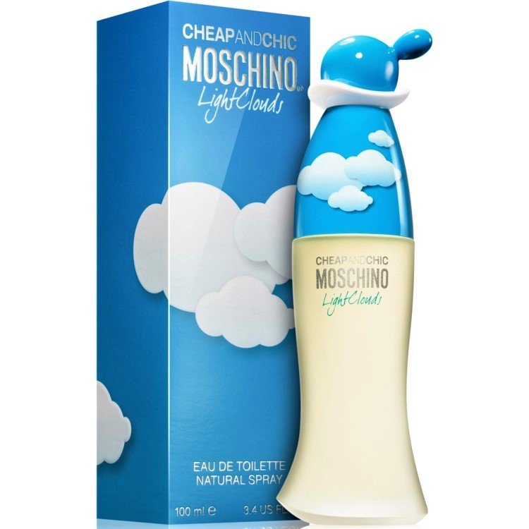 Moschino Cheap and Chic Light Clouds