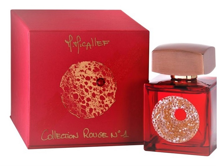 M. Micallef Collection Rouge No1