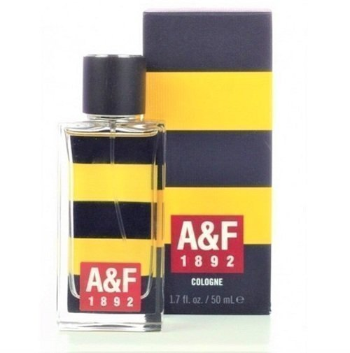 Abercrombie & Fitch 1892 Yellow Stripes