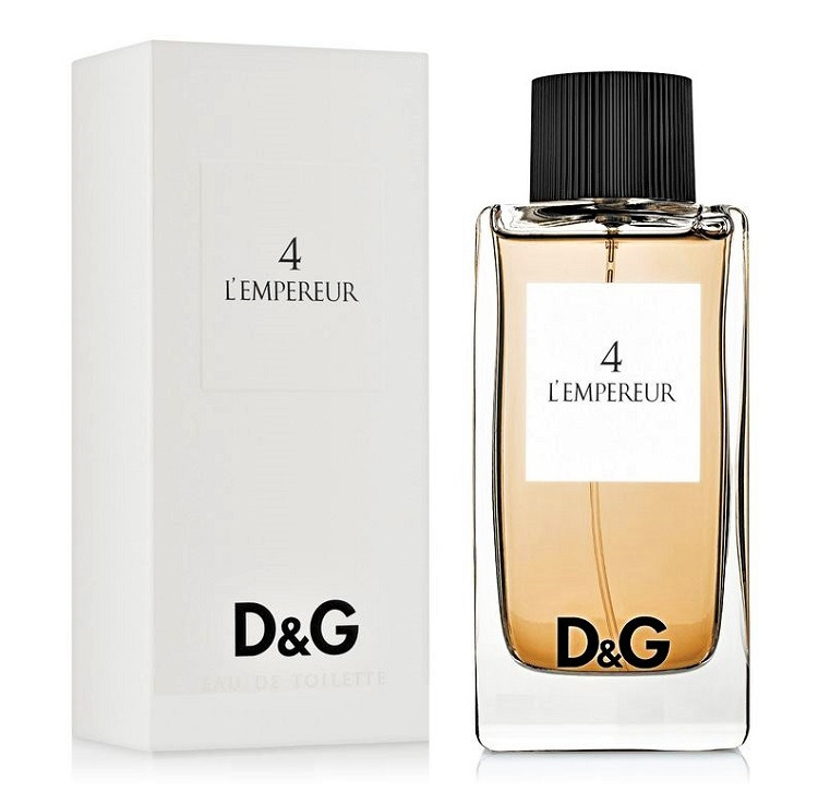 Dolce & Gabbana D&G Anthology 4 L'Empereur