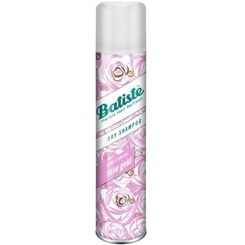 Batiste Шампунь Сухой Rose Gold Pretty & Delicate