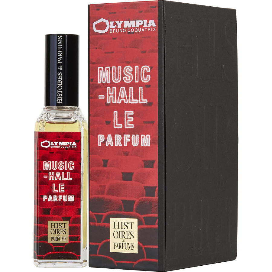 Histoires de Parfums Olympia Music Hall