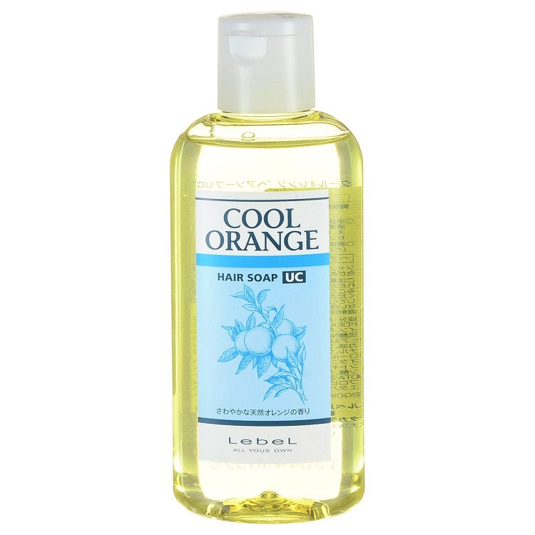 LEBEL Cool Orange Шампунь для Волос Hair Soap Ultra Cool