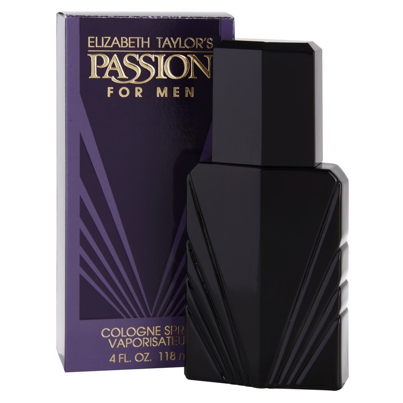 Elizabeth Taylor Passion for Men