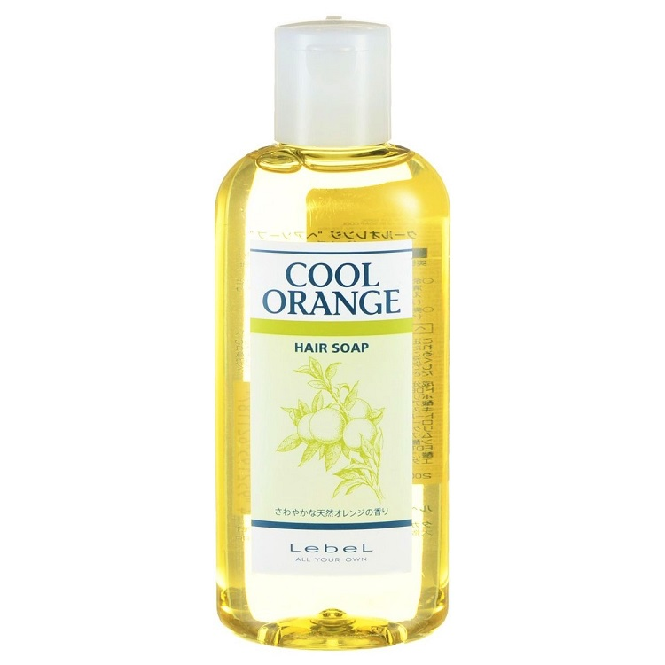 LEBEL Cool Orange Шампунь для Волос Hair Soap Cool