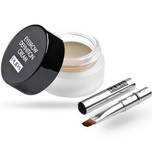 PUPA Крем для Бровей Eyebrow Definition Cream