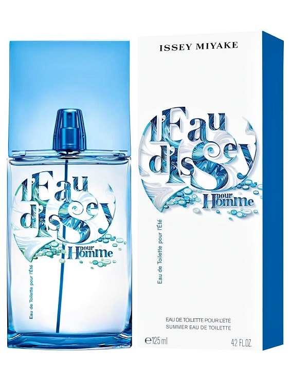 Issey Miyake L'Eau d'Issey pour Homme Summer 2015