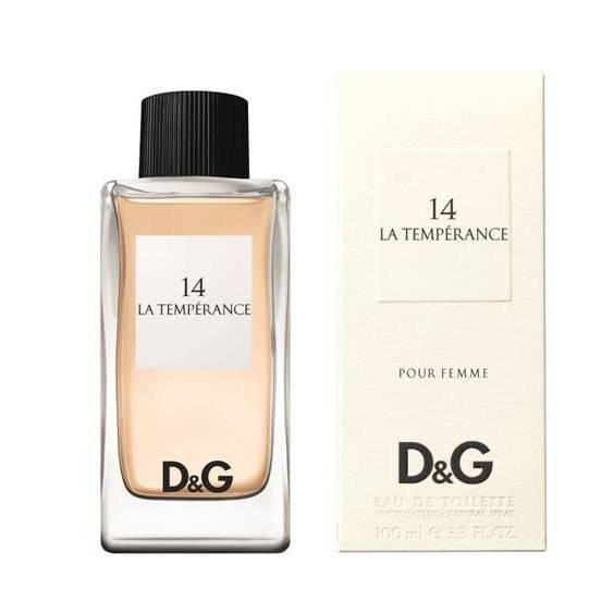 Dolce & Gabbana D&G Anthology 14 La Temperance
