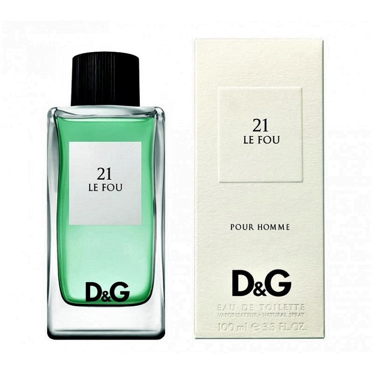 Dolce & Gabbana D&G Anthology 21 Le Fou