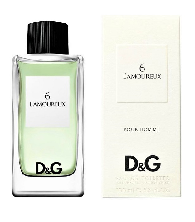 Dolce & Gabbana D&G Anthology 6 L'Amoureux