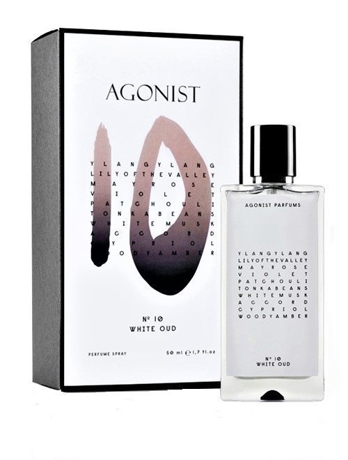 Agonist No. 10 White Oud
