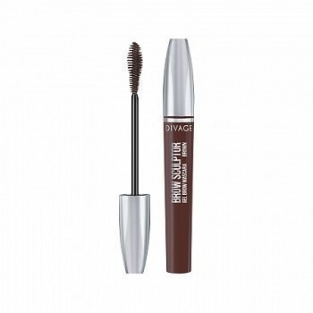 DIVAGE Brow Sculptor Gel Brown Тушь для Бровей