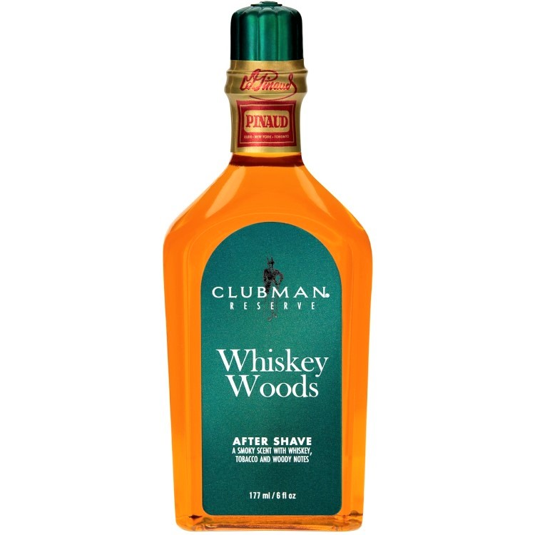CLUBMAN PINAUD Лосьон после Бритья Whiskey Woods